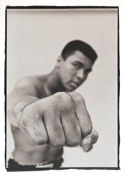 Muhammad Ali By Thomas Hoepker