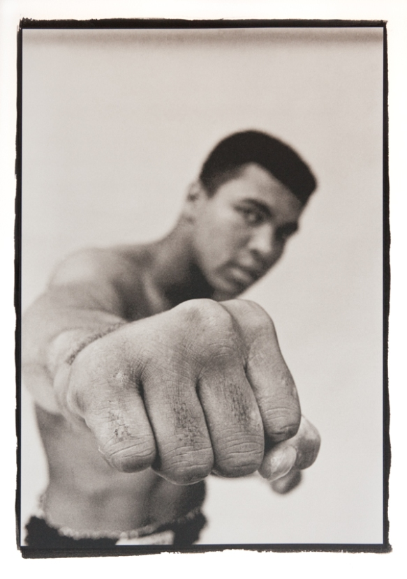 Muhammad Ali By Thomas Hoepker. Commissioned by Magnum Photos